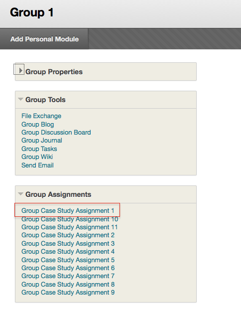 Blackboard Learn: Creating Assignments
